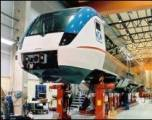 Passenger train handling solutions for moving trains during assembly