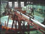 Large Capacity Air Bearing Turn tables - offshore turntables and air caster carousels