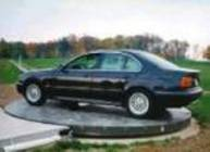 Industrial or Residential Turn table - automobile display
