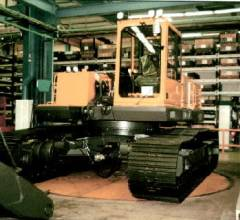 Industrial air bearing Turntables flush with floor, for Industrial, Commercial or Residential use.
